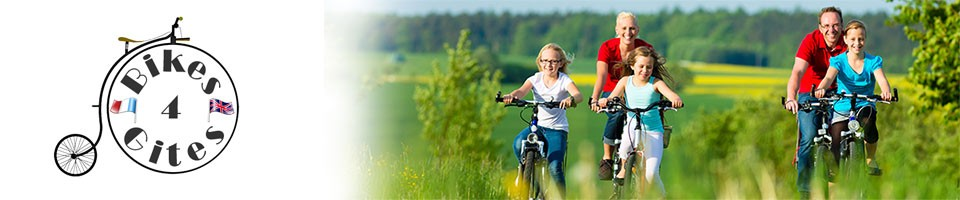 Quality cycle hire Charente and Dordogne – Bikes4Gites
